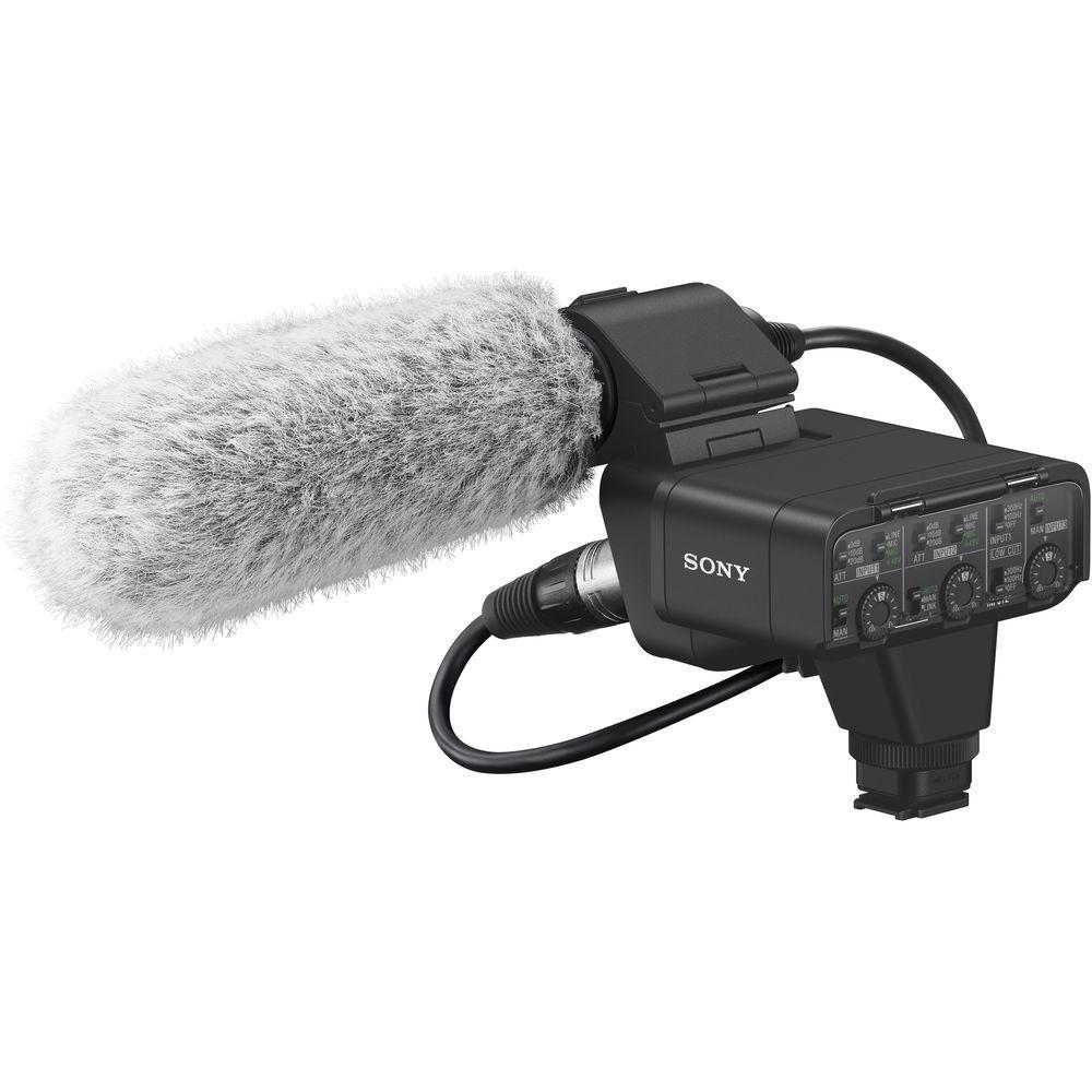 Микрофон Sony XLR-K3M купить для камер Alpha