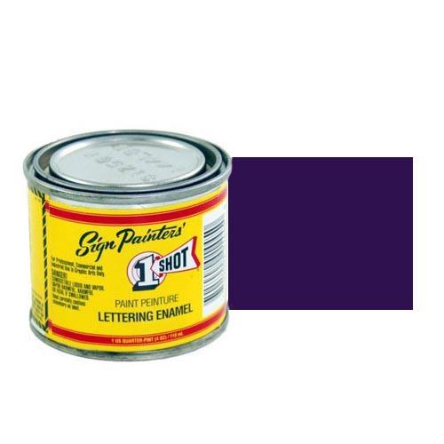 Эмали для пинстрайпинга Эмаль для пинстрайпинга 1 Shot Пурпурно-фиолетовый (Proper Purple), 118 мл ProperPurple.jpg