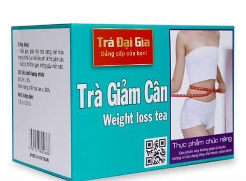 Чай для похудания