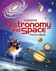 Astronomy and Space Picture Book  (HB)