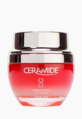 Укрепляющий крем с керамидами FARMSTAY Ceramide Firming Facial Cream
