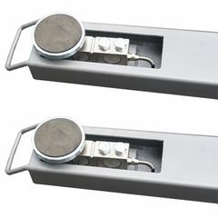 Весы балочные MAS PM4T-1000-12102, 1000кг, 500гр, 120х1020, RS-232 (опция), стойка (опция), с поверкой, выносной дисплей