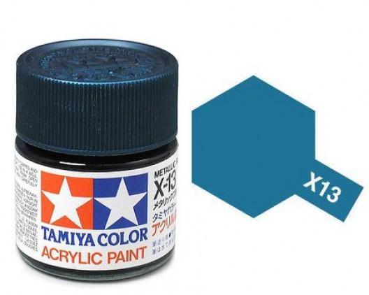 Tamiya Акрил X-13 Краска Tamiya, Синий Металлик Глянцевый (Metallic Blue), акрил 10мл import_files_b9_b9307ee05a8411e4bc9550465d8a474f_e3fbec175b5511e4b26b002643f9dbb0.jpg