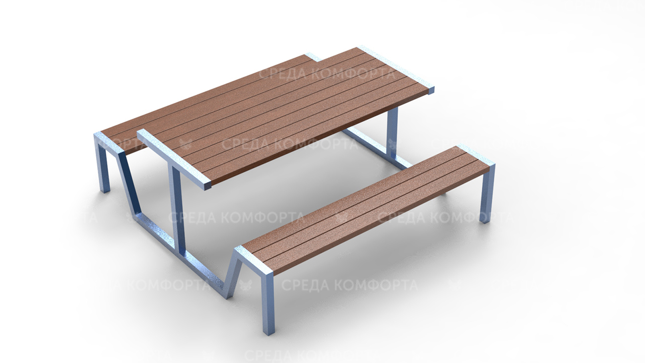 Скамейка со столом SCAM0263