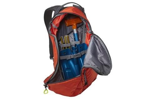 Картинка рюкзак горнолыжный Thule Upslope 35L Оранжевый - 7