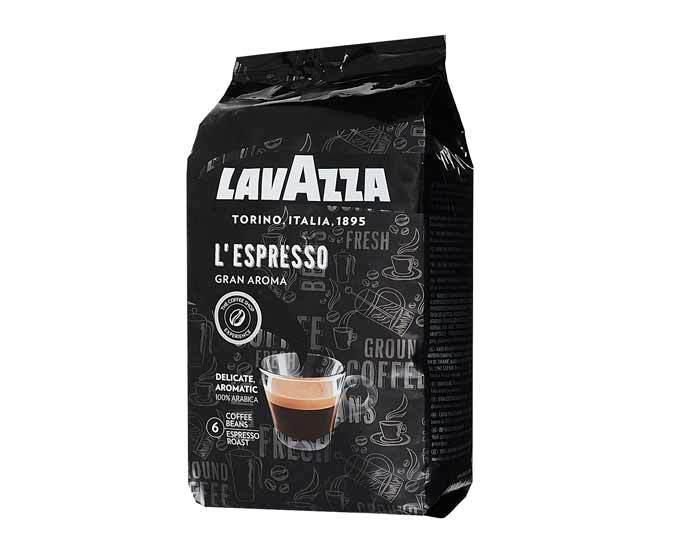 Кофе в зернах LavAzza Espresso Gran Aroma Bar, 1 кг
