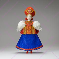 Кукла Крестьянка в душегрее