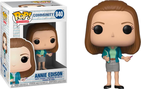 Фигурка Funko Pop! TV: Community - Annie Edison