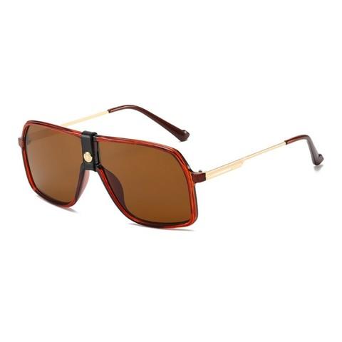 Солнцезащитные очки 1968002s Коричневый