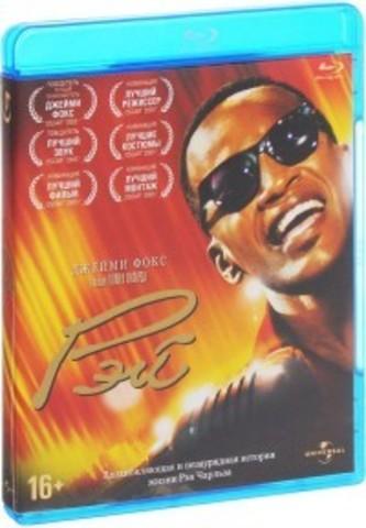 РЭЙ (2004) (BLU-RAY)