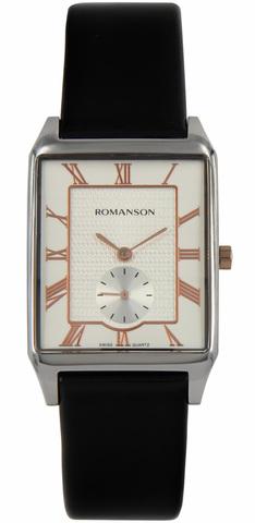 Купить Наручные часы Romanson DL5593N MJ WH по доступной цене