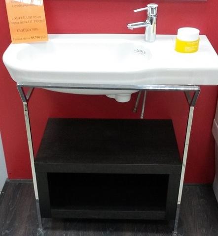 Комплект мебели Laufen lb3 (тумба+раковина) 85 см