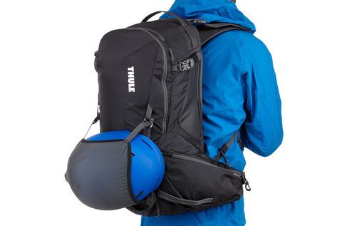 Картинка рюкзак горнолыжный Thule Upslope 35L Оранжевый - 8