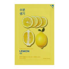 Тонизирующая тканевая маска Holika Holika Пьюр Эссенс, лимон