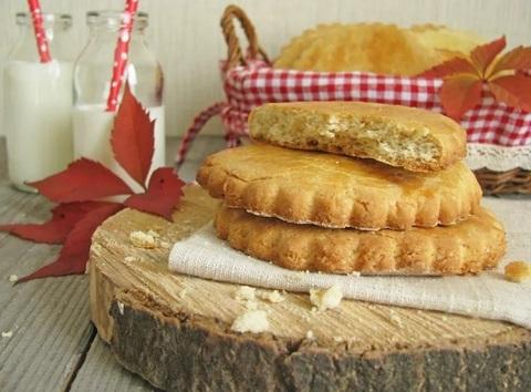 Пирожное Коржик молочный Сладкая жизнь ИП Цой Н.Н. 1кг