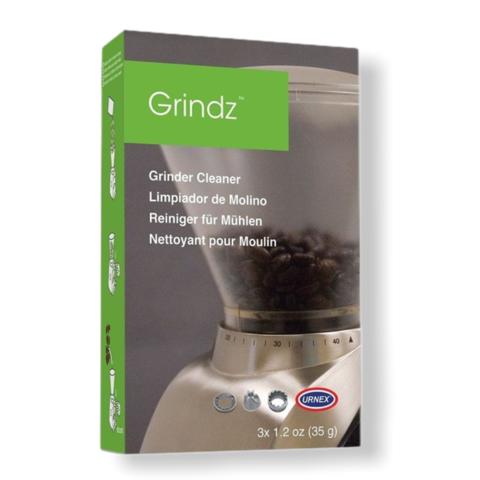 Grindz TM  - чистящее средство для кофемолок в таблетках
