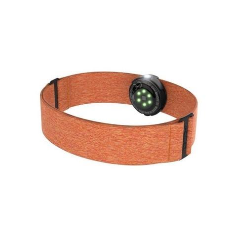 Пульсометр POLAR OH1+ (датчик ЧСС), оранжевый
