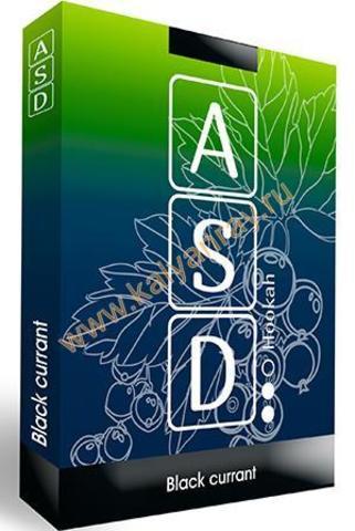 Бестабачная смесь ASD Hookah - Черная Смородина