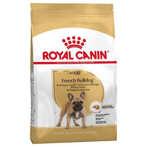 Royal Canin French Bulldog Adult 9 кг купить