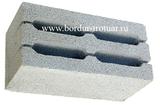 Блок керамзито-бетонный межквартирный