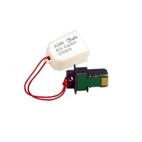 Ключ приложения A266 087H3800 для контроллера ECL Danfoss