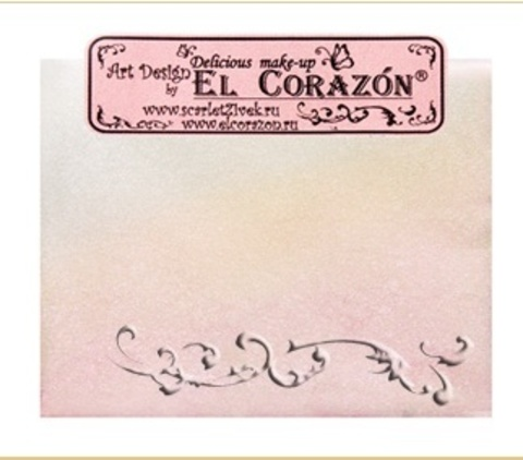 Эль Коразон Перламутр  p-22 дуохром