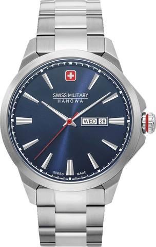 Часы мужские Swiss Military Hanowa 06-5346.04.003 Day Date Classic
