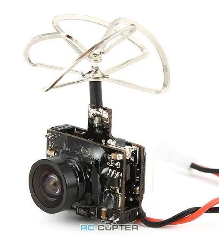 Камера с передатчиком Eachine TX03 5.8G 72ch 600TVL NTSC 0/25/50/200mW Super Mini