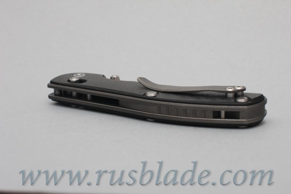 Shirogorov Tabargan 100NS S90V 3D CF Carbon - фотография