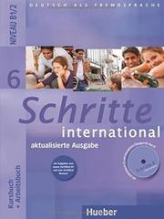 Schritte international 6, KB+AB+CD zum AB,Neub.