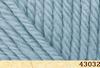 Пряжа Fibranatura INCA 43032 (серо-голубой)