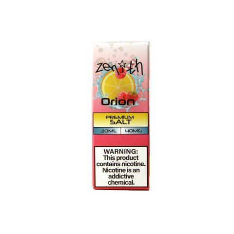 Жидкость Zenith Salt Orion