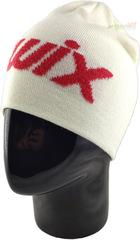 Шапка Swix Swix-logo снежно-белый