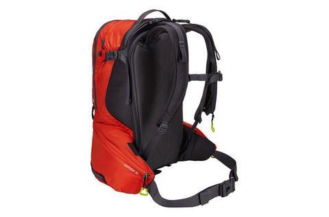 Картинка рюкзак горнолыжный Thule Upslope 35L Оранжевый - 6