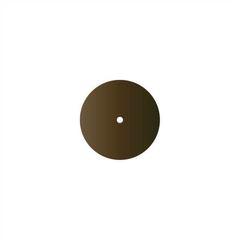 Диск обдирочный Ø 22 Х 2 х 2 мм. 125/100 (мягкий)