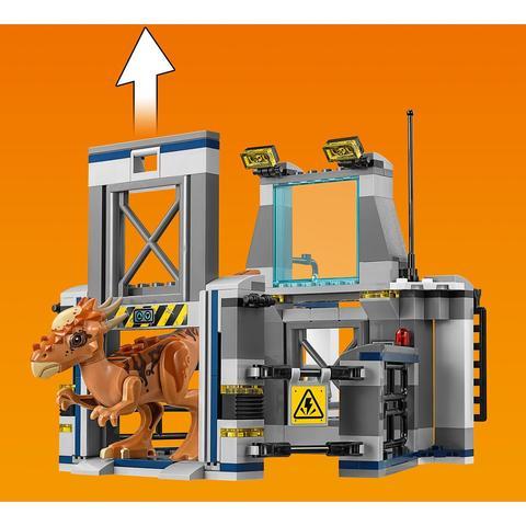 LEGO Jurassic World: Побег стигимолоха из лаборатории 75927 — Stygimoloch Breakout — Лего Мир юрского периода