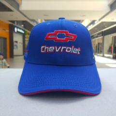 Бейсболка Шевроле синяя (Кепка Chevrolet)