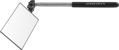 AG010033 Телескопическое зеркало прямоугольное (50х92 мм)
