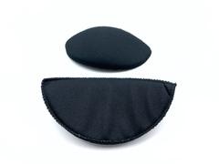 Вкладыши бельевые черные размер №2 (1 пара)