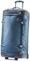 Сумка-рюкзак на колесах Deuter Aviant Duffel Pro Movo 90 arctic-graphite