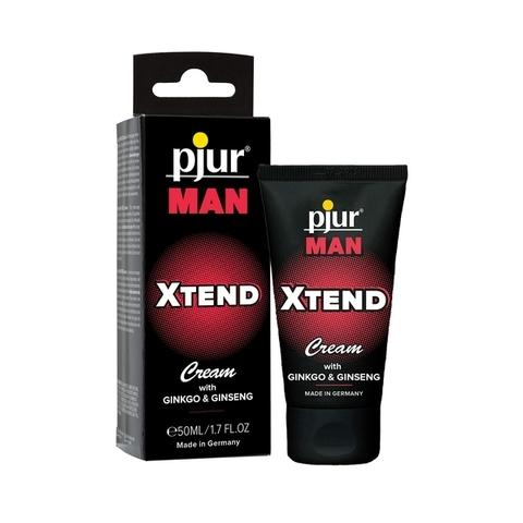 Pjur® MAN XTEND CREAM, 50 ml Крем возбуждающий для него