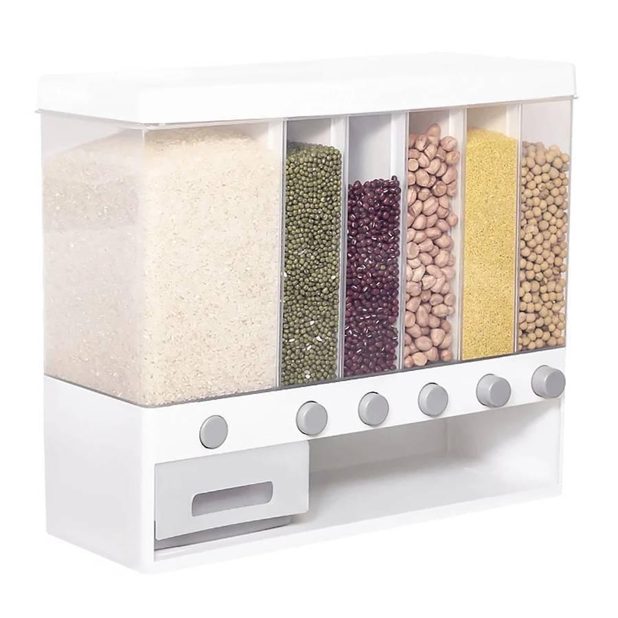 Кухонные принадлежности и аксессуары Диспенсер для сыпучих продуктов Storage Box dispenser-dlya-sypuchih-produktov-storage-box.jpg