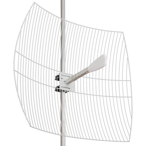 Kroks KN27-1700/2700 MIG 27дБ Направленная параболическая 3G/WiFi/4G антенна