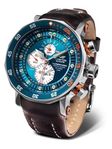 Часы наручные Восток Европа Луноход-2 YM86/620A636