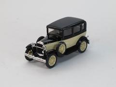 GAZ-3 (6) Taxi beige-black 1:43 Nash Avtoprom