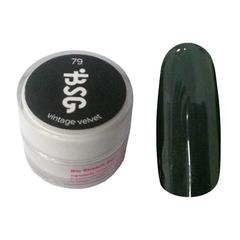 Цветной биогель Bio Stretch Gel Vintage Velvet №79