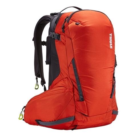 Картинка рюкзак горнолыжный Thule Upslope 35L Оранжевый - 1