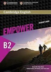 Cambridge English Empower Upper-Intermediate Student's Book
