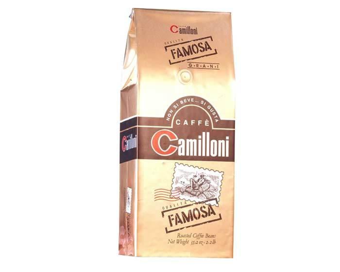 Кофе в зернах Camilloni Famosa, 1 кг