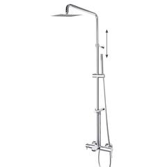 Душевая система со смесителем и изливом DRAKO 335502RPK225